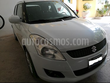 Suzuki Swift GLS usado (2012) color Blanco Remix precio $115,000