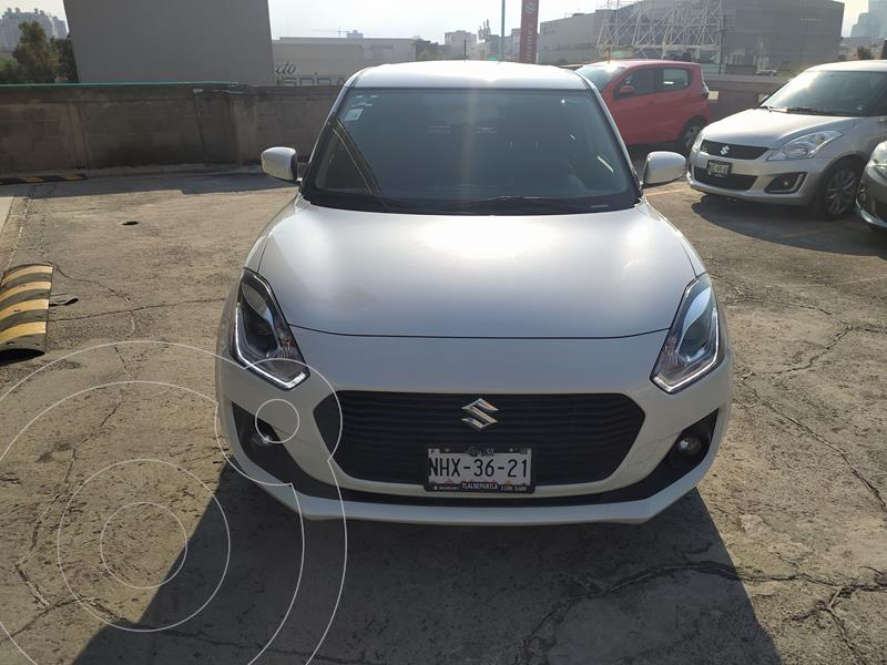Suzuki Swift Booster Jet usado (2019) color Blanco precio $237,000