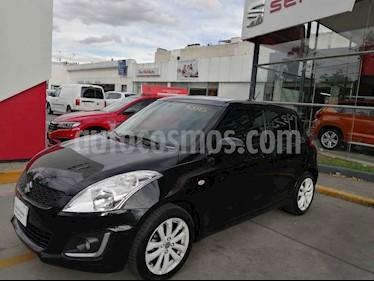 Suzuki Swift 5p GA L4/1.4 Man usado (2016) color Negro precio $150,000