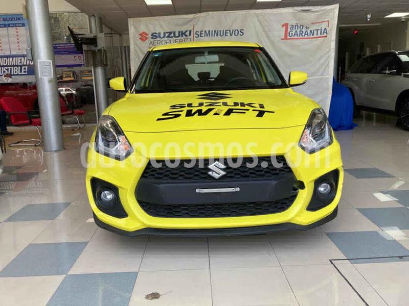 Suzuki Swift Sport Aut usado (2019) color Amarillo precio $331,990
