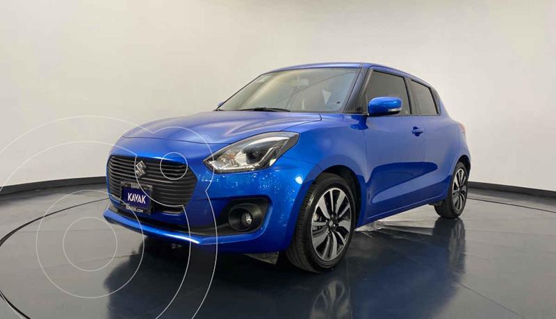 Suzuki Swift GLS Aut usado (2019) color Azul precio $267,999