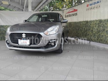 Suzuki Swift GLS usado (2018) color Plata precio $179,900
