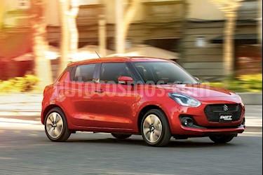 Suzuki Swift GLS nuevo color Rojo precio $244,990