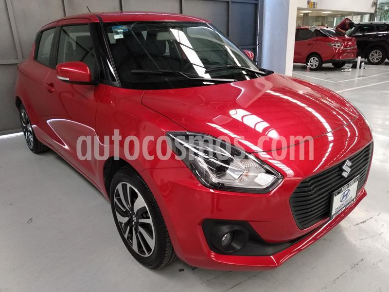 Suzuki Swift GLX usado (2019) color Rojo precio $236,900