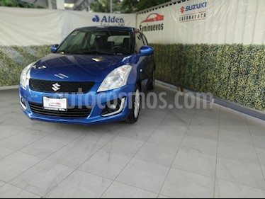 Suzuki Swift GLS usado (2017) color Azul Jazz precio $150,000