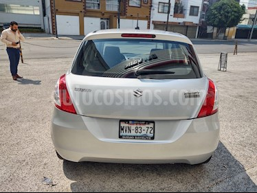 Suzuki Swift GLS Aut usado (2015) color Blanco Remix precio $135,000