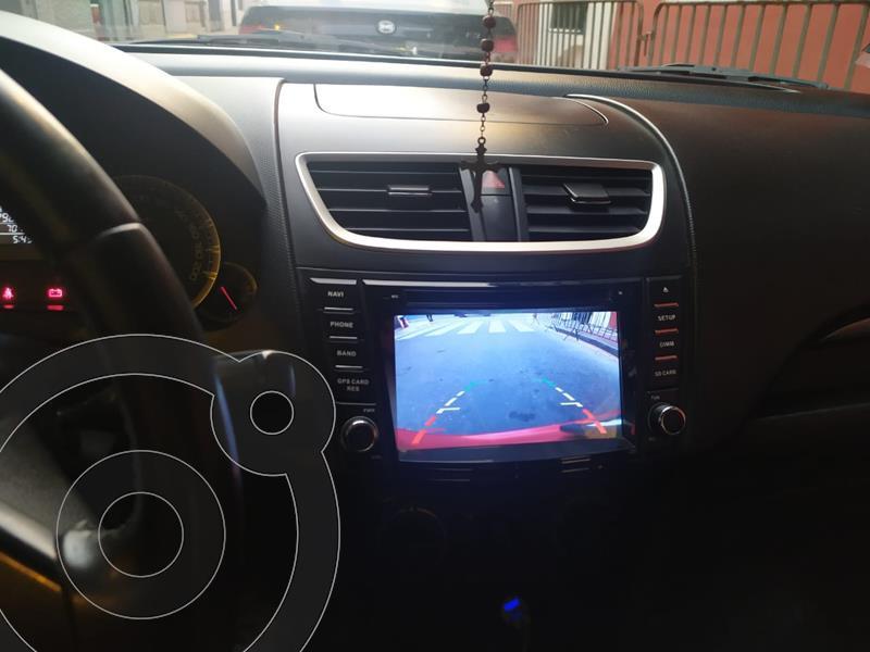 Suzuki Swift 1.6L Aut usado (2014) color Rojo precio u$s8,550
