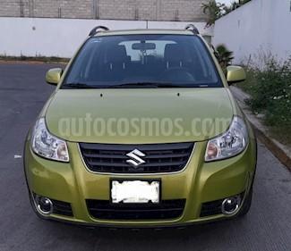 Suzuki SX4 Sedan GL usado (2014) color Verde precio $150,000