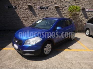 Foto venta Auto Seminuevo Suzuki SX4 Sedan GL (2015) color Azul precio $185,000