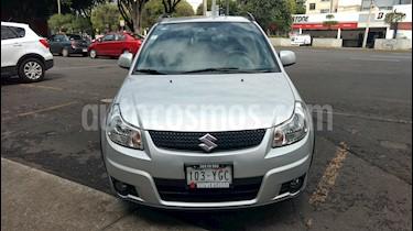 Foto venta Auto usado Suzuki SX4 X-Over 2.0L Aut. (2012) color Plata Metalico precio $119,000