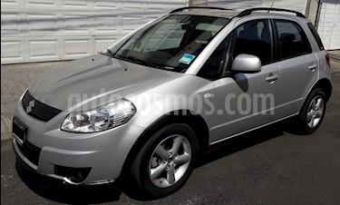 Suzuki SX4 X-Over 2.0L usado (2009) color Plata Metalico precio $89,000