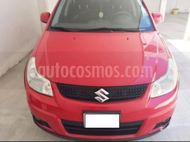 Suzuki SX4 X-Over 2.0L Aut. usado (2011) color Rojo precio $110,000