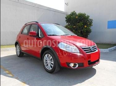 Suzuki SX4 1.6 Crossover usado (2013) color Rojo precio $20.000.000