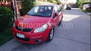 Foto venta Auto usado Suzuki SX4 GLX SPORT AC (2007) color Rojo precio $3.800.000
