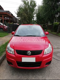 Suzuki SX4 GLX Sport  usado (2011) color Rojo precio $4.190.000