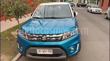 Suzuki Vitara 1.6L Limited 4x4 Aut Bi-Tono usado (2017) color Turquesa precio $10.490.000
