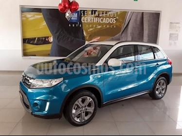 Foto Suzuki Vitara 5p GLS L4/1.6 Aut usado (2017) color Azul precio $243,900