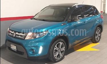 Foto venta Auto usado Suzuki Vitara 5p GLX L4/1.6 Aut (2016) color Azul precio $265,000