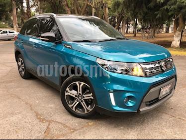 Foto venta Auto usado Suzuki Vitara 5p GLX L4/1.6 Aut (2016) color Azul precio $258,000