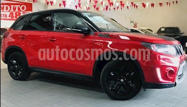 foto Suzuki Vitara 5p Turbo L4/1.4/T Aut usado (2017) color Rojo precio $269,000