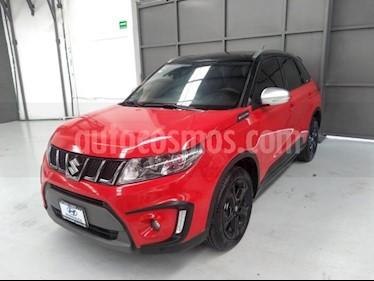 foto Suzuki Vitara 5p Turbo L4/1.4/T Man usado (2018) color Rojo precio $280,000