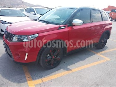 Foto venta Auto usado Suzuki Vitara 5p Turbo L4/1.4/T Man (2017) color Rojo precio $249,000