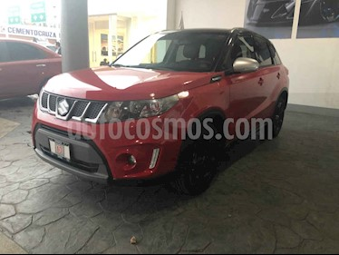 Foto venta Auto usado Suzuki Vitara Boosterjet (2017) color Rojo precio $265,000