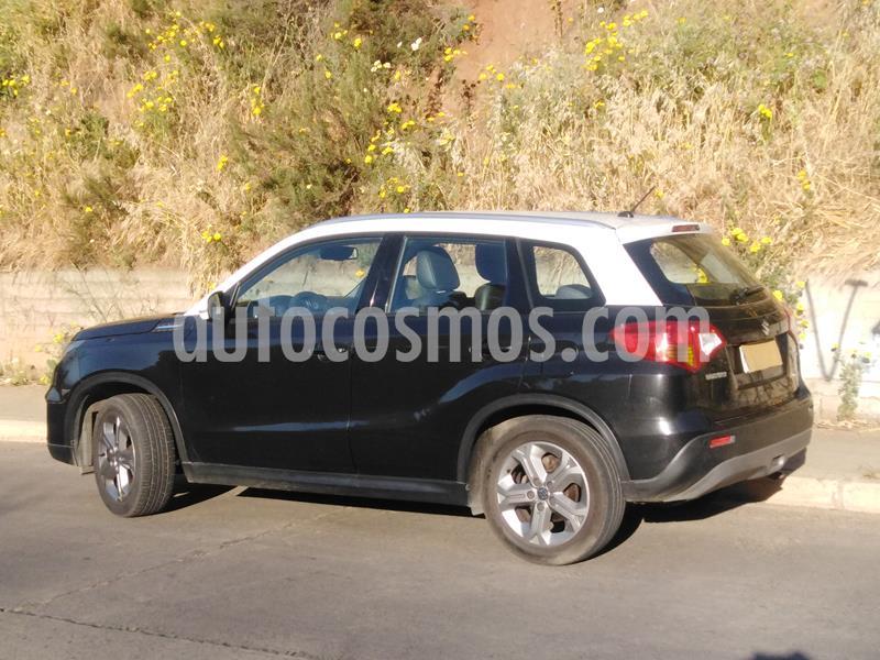 Suzuki Vitara 1.6L GLX 4x4 Bi-Tono usado (2016) color Negro precio $8.750.000