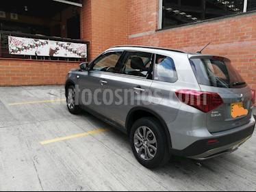 Suzuki Vitara GL  Aut usado (2020) color Gris Galactico precio $62.000.000