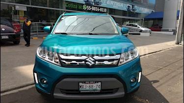 Foto venta Auto usado Suzuki Vitara GLS Aut (2016) color Turquesa precio $215,000