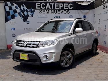 Foto venta Auto usado Suzuki Vitara GLS (2017) color Plata Paladio precio $239,000