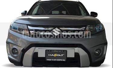 Foto venta Auto usado Suzuki Vitara GLX Aut (2016) color Gris Acero precio $235,250