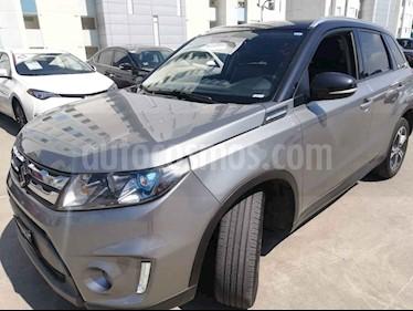 Foto venta Auto usado Suzuki Vitara GLX Aut (2016) color Plata precio $220,000
