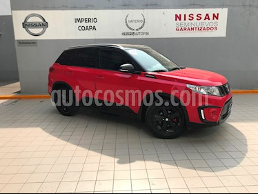 Foto venta Auto Seminuevo Suzuki Vitara GLX (2017) color Rojo precio $279,000