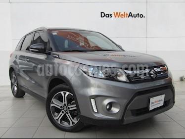 Suzuki Vitara GLX Aut usado (2018) color Gris precio $259,000