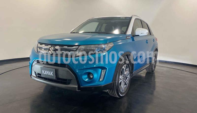 Suzuki Vitara GLX Aut usado (2017) color Azul precio $269,999