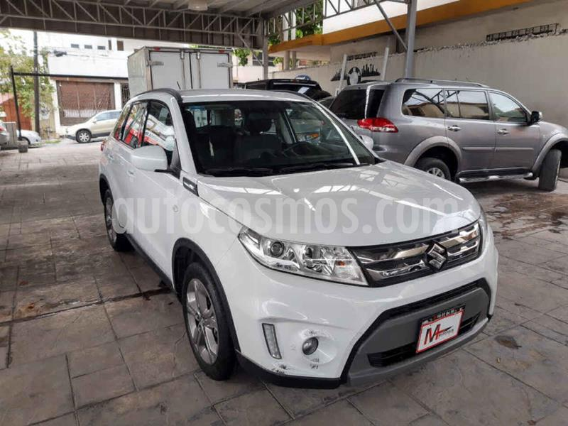 Suzuki Vitara GLS Aut usado (2018) color Blanco precio $249,000