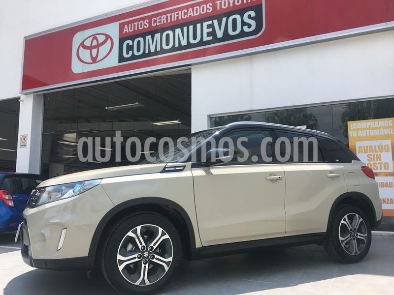 Suzuki Vitara GLX Aut usado (2018) color Blanco precio $280,000