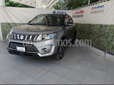 Suzuki Vitara GLX Aut usado (2020) color Gris Acero precio $359,990