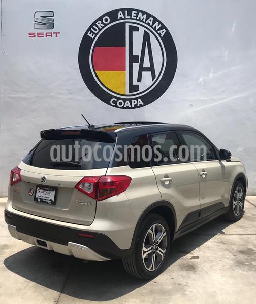 Suzuki Vitara GLX Aut usado (2017) color Blanco precio $270,000