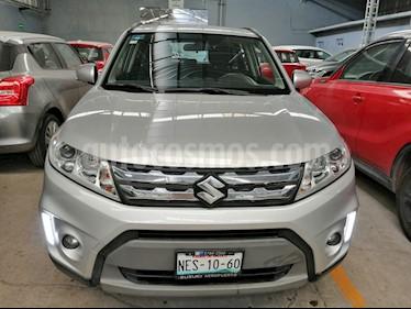 Suzuki Vitara GLS Aut usado (2017) color Plata precio $215,000
