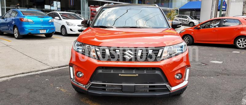 Suzuki Vitara Boosterjet usado (2020) color Rojo precio $350,000
