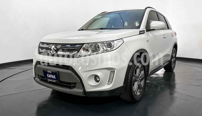 Suzuki Vitara GLS Aut usado (2016) color Blanco precio $239,999