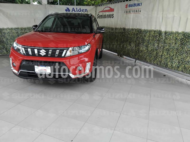 Suzuki Vitara GLX Aut usado (2020) color Rojo precio $374,390