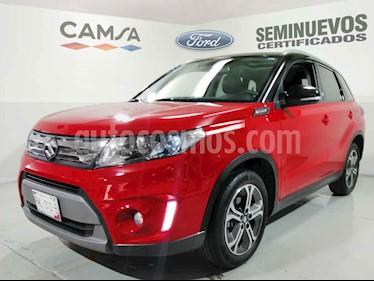 Suzuki Vitara 4p GLX L4/1.4 Aut usado (2018) color Rojo precio $304,900