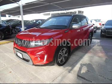Suzuki Vitara TURBO 1.4 L usado (2017) color Rojo precio $250,000
