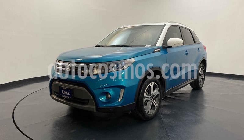 Suzuki Vitara GLX Aut usado (2018) color Azul precio $302,999