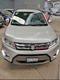 Suzuki Vitara GLS usado (2017) color Plata Paladio precio $210,000