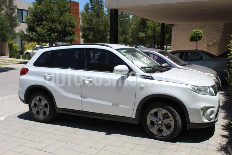 Suzuki Vitara GLS Aut usado (2018) color Blanco precio $260,000