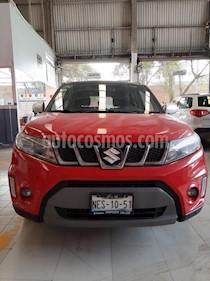 Suzuki Vitara Boosterjet Aut usado (2017) color Rojo precio $260,000
